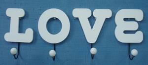 Bilde av LOVE trebokstaver