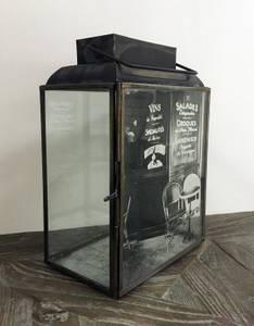 Bilde av Paris Cafe lanterne (24 cm)