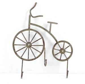 Bilde av Java sykkel med knagger