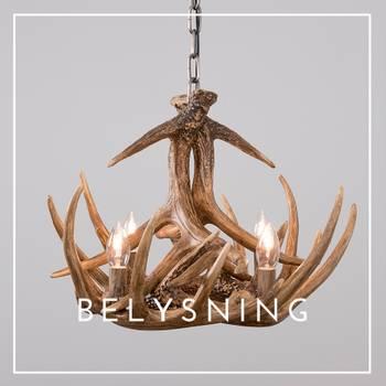 Bilde av BELYSNING