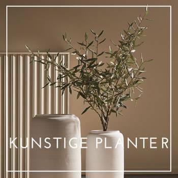 Bilde av KUNSTIGE PLANTER