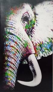 Bilde av Color Elephant (120x60)