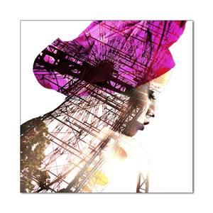 Bilde av Under Construction (120x120 bilde Plexiglass)
