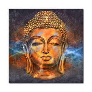 Bilde av Galactic Buddha (120x120 bilde Plexiglass)