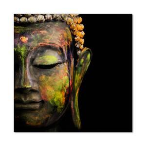 Bilde av Colorful Buddha (120x120 bilde Plexiglass)