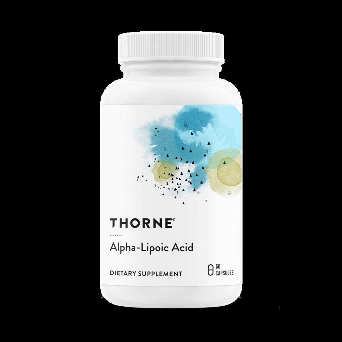 Thorne ALA Alfa Liponsyre