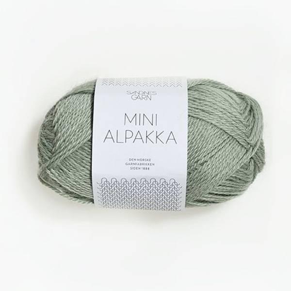Mini Alpakka Garn