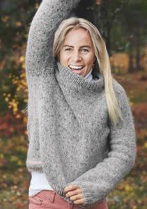 Bilde av Tiril Ånundgenser dame 3 farger - Garnpakke