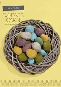 Bilde av Påske Egg - Garnpakke