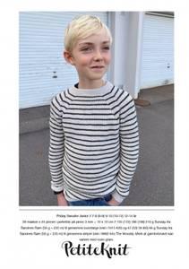 Bilde av Friday Sweater Junior - Garnpakke