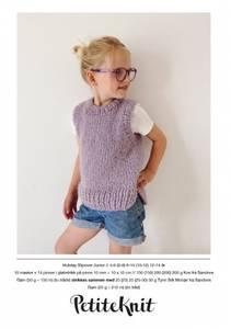 Bilde av Holiday Slipover Junior - Garnpakke