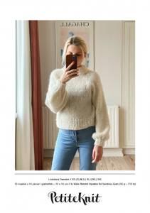 Bilde av PetiteKnit Louisiana Sweater - Garnpakke