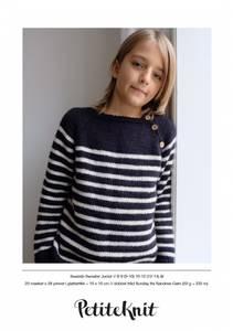 Bilde av Seaside Sweater Junior - Garnpakke