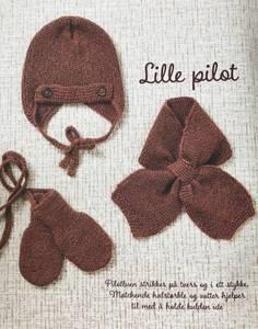 Bilde av Lille Pilot sett - Garnpakke
