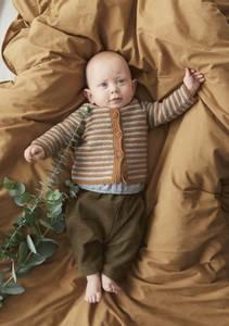 Bilde av Heklet babyjakke - Garnpakke