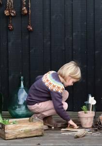Bilde av Revejakken Lilla - Garnpakke