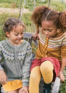 Bilde av Smørbukk kofte barn - Garnpakke