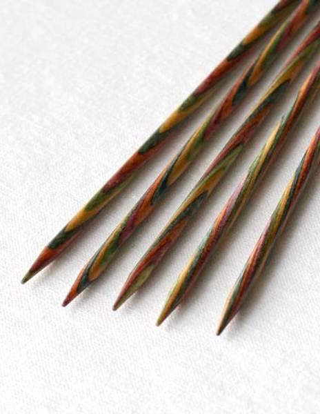 Strømpepinner 10 cm Symfonie Wood