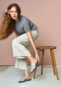Bilde av Lavendel T-Skjorte - Garnpakke