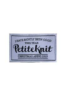 Bilde av I HAVE MOSTLY BEEN GOOD THIS YEAR BY PETITEKNIT -