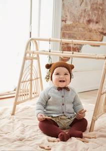 Bilde av Basic Jakke Baby - Garnpakke