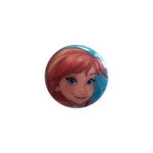 Bilde av Disneyknapp Anna 15mm