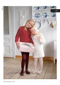 Bilde av Tirilkjole til barn - Garnpakke