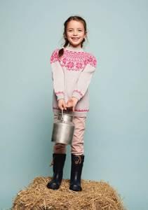 Bilde av Melkegenseren Barn Lettmelk - Garnpakke