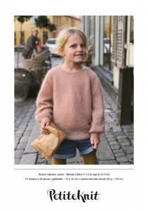 Bilde av Novice Sweater Junior - Mohair edition -