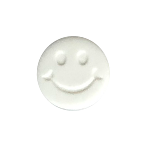 Bilde av Smile knapp 15mm