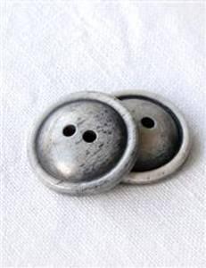 Bilde av LB26 Grå knapp i horn