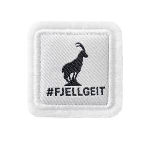 Bilde av Symerke - #FJELLGEIT- Hvit