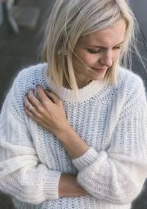 Bilde av September Sweater - Garnpakke