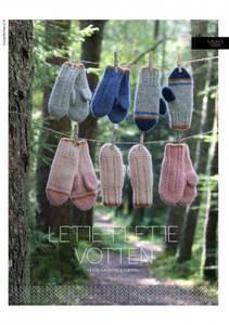 Bilde av Lette-Flette Votten - Garnpakke