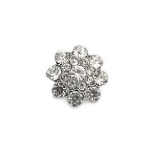 Bilde av Knapp med Diamanter/Bling 15mm
