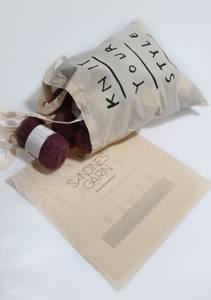Bilde av Strikkepose Knit your style