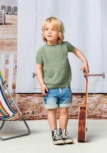Bilde av Lille Rille T-Skjorte - Garnpakke