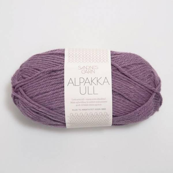 Alpakka Ull Garn