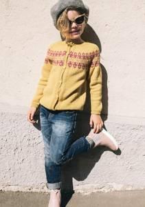 Bilde av Vendela 2 Barnejakke - Garnpakke