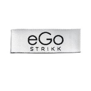 Bilde av Vevd symerke - eGo STRIKK