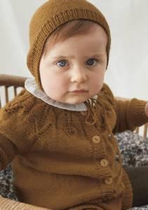 Bilde av Blåklokke jakke - Garnpakke