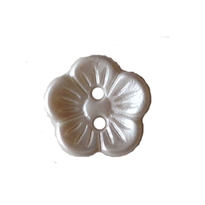Bilde av Hvit Blomst 14 mm