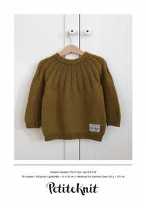 Bilde av Haralds Sweater - Garnpakke