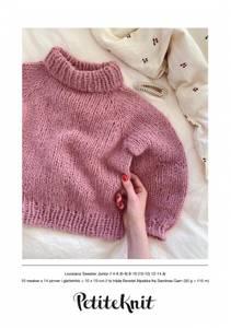 Bilde av Louisiana Sweater Junior - Garnpakke