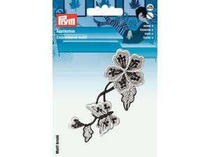 Bilde av Prym strykemerker blomsterranke svart