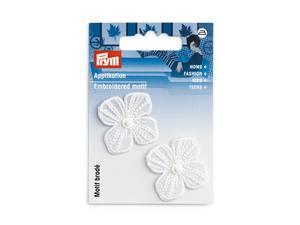 Bilde av Prym strykemerker liten blomst hvit