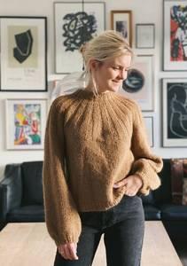 Bilde av PetiteKnit Sunday Sweater - Garnpakke