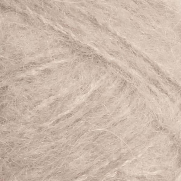 Børstet Alpakka Garn