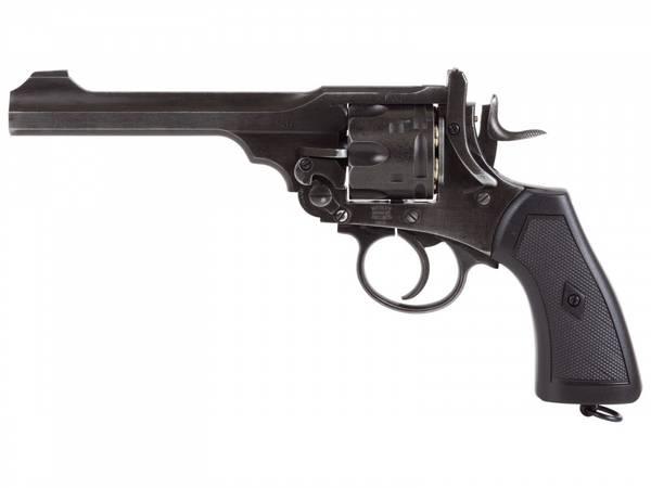 Bilde av Webley - MKVI Service Revolver 4.5mm BB -