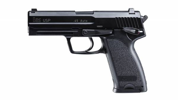 Bilde av H&K USP .45 Gass Softgun med Blowback